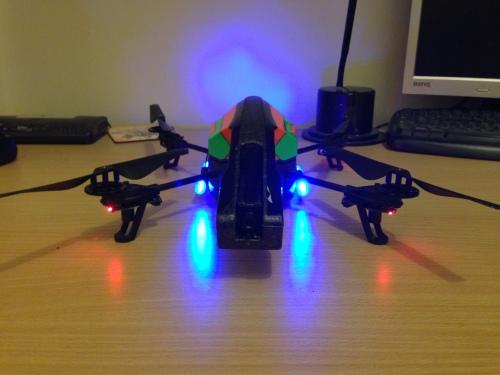 Parrot ar drone 2 mod