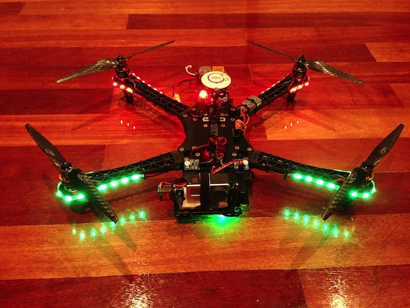 New Build - TBS Discovery :) - drone-forum com