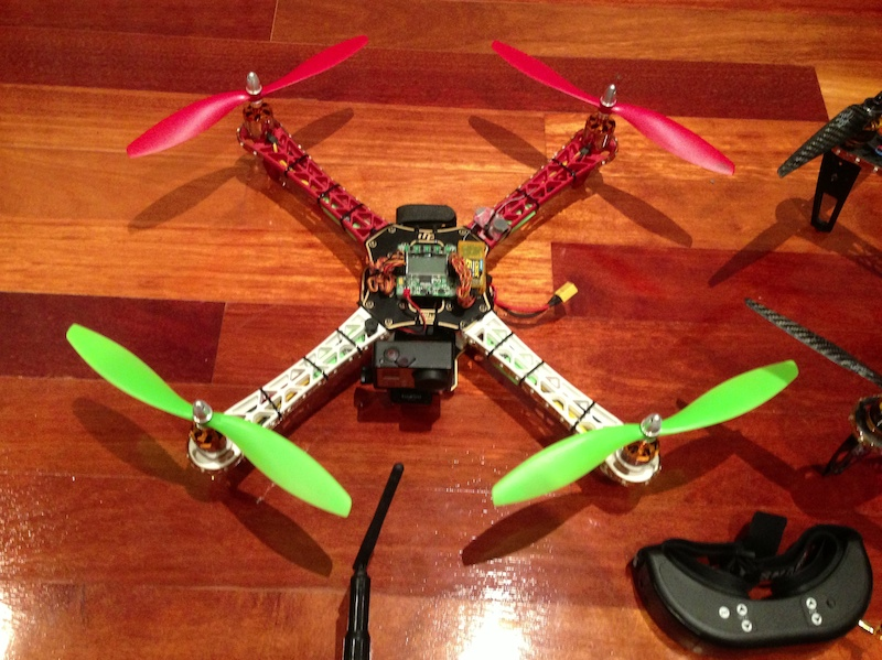 New Build - TBS Discovery :) - Page 4 - drone-forum com